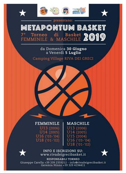 loc metapontum basket 2019